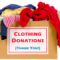 Millard Church Clothing Pantry